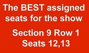 Ghost And Volbeat Vip Prudential Nj 2/10/22 Section 9 Row 1 Seats 12-13 2 Tickets