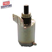 Starter Motor For 16hp 18hp 21hp 22hp Briggs And Stratton Vanguard