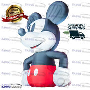 20ft Inflatable Mickey Mouse Cartoon Promotion Advertising With Air Blower