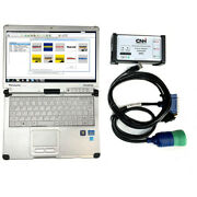 9.4 Cnh Est Dpa5 For Easy New Holland Case Tractor Truck Diagnostic Tool +laptop