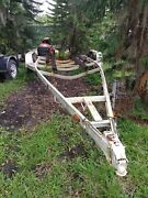 Trailer 19ft Tandem Axle Boat