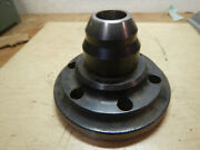 Used Royal A2-6 42055-c 5c Collet Pullback Chuck For Cnc Metal Lathe