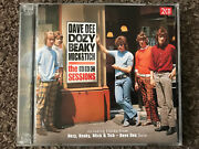 Dave Dee Dozy Beaky Mick And Tich - The Bbc Session, Rare 2008 Cd With Autographs
