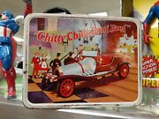 Vintage 1968 Chitty Chitty Bang Bang Metal Lunch Box No Thermos  See Pictures
