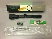 Bushnell Banner 4x-12x Scope Bdc Japan Made Bl With Box And Paperwork Nos