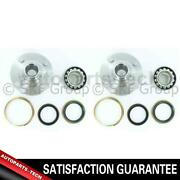 2x Skf Rear Axle Bearing And Hub Assembly Repair Kit For Toyota Mr2 19861989