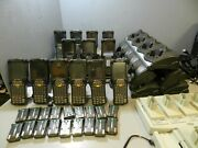 Misc Lot 13x Motorola Symbol Mc9090 Scanners And Extras See Details Below