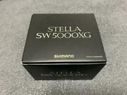 13 Stella Sw 5000xg Yumeya Handle With Replacement Spool