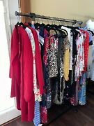 300 Unit Macyand039s/bloomingdales Clothing Lot Nwt All Sizes Dresses/pants/tops