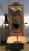 Kellogg Cathedral Top Picture Frame Front Wood Wall Telephonepick Up Only