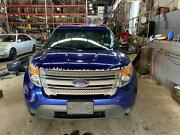 Automatic Transmission Ford Explorer 12 13