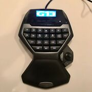 Logitech G13 Advanced Gamepad Tested And Working