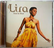 Lira Soul In Mind South Africa Cd 2008 Rare Oop 13 Tracks The Voice
