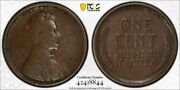 1909-s Vdb Pcgs F15 Fine Lincoln Wheat Cent Penny 1c Us Coin Item 29441a