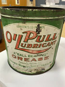 Rumely Oil Pull Tractor 5 Pound Grease Can