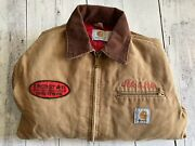 The Adventures Of Pete And Pete Cast And Crew Work Jacket Small Nickelodeon