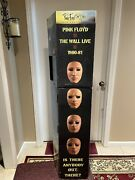 Pink Floydandnbspthe Wall Live 1980-1981 / 65andrdquotall Floor Standing Record Store Display