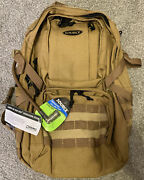 Source Tactical Coyote Brown Patrol 30l Cargo Backpack With Hydration Bladder