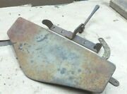 1935 1936 Ford Truck Cowl Vent Assembly Original Pickup Panel