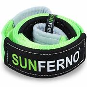 Sunferno Tree Saver Winch Strap 35000 Lbs Certified   Confidently Hook The St...