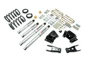 Belltech Lowering Kits For 1997-2003 Ford Harley Series 1 Or 2 F/3 R Drop W/