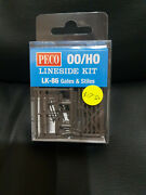 Peco Oo Gauge Lk-86 Gates And Styles To Go With Flex Field Fencing