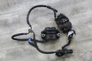 07 Yamaha 06-15 Yzf R6 2006 R6s Front Brake Caliper And Master Cylinder
