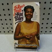 Vintage 1969  The Raw Pearl By Pearl Bailey Old Collectible Books