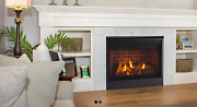 Majestic Quartz 36 Direct Vent Gas Fireplace 24000 Btuand039s Free Shipping