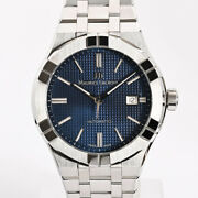 Maurice Lacroix Icon Automatic Ai6008-ss002-430-1 Mens Watches Stainless/bra...