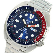 The Real Thing Seiko Prospex Paddy Collaboration 200m Divers Self-winding