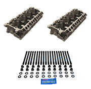 New Promaxx 18mm Cylinder Heads And Arp Studs For 03-06 Ford 6.0l Powerstroke