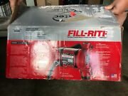 Fill-rite Nx25-ddcnb-aa 12-24 V Dc Continuous Duty Pump