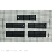 New Wolf Grill Section Cast Iron Porcelain Grate Kit For Bbq36 Models