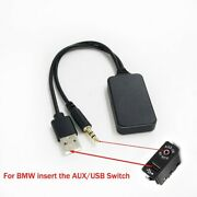 Car Audio Bluetooth Receiver Support Part Enabled Devices Accessories For Bmw