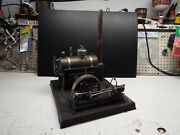Doll And Co. Antique / Vintage Steam Engine 1920and039s