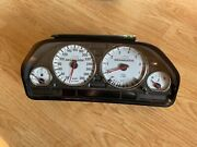 Ac Schnitzer Speed Meter Cluster Rare For Bmw M5 E34 90s Hartge Carbon 540