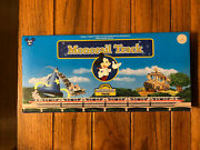 Official Disney Park Monorail Track - Curved - New In Unopened Box