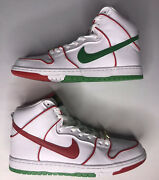 Nike Sb P Rod Dunk High Paul Rodriguez Boxing Mexico Size 13 Brand New