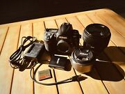 Nikon D700 16k Shutter Count 50mm 1.8g Sigma 24-70 2.8f And 64gb Cf