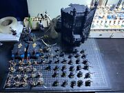 Massive Sisters Of Battle Army Lot Painted/unpainted/unassembled