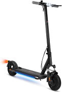 Vorcool Electric Scooter Electric Kick Scooter 10-inch Inflatable Tires 500w M
