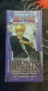 2008 Score Bleach Tcg Bounts Booster Box Brand New Sealed - Echoes Autograph