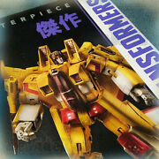 Transformers - Sunstorm - Masterpiece Collection Mp-5 Complet Boxed Hasbro Rare