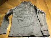 Military Style Ecws Polypropylene Zipup Shirt Size Small New In Bag