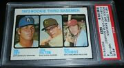 1973 Topps 615 Mike Schmidt Rookie Psa 8 Nm-mt Centered Beauty