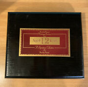 Rocky Patel Vintage Series 1990 Aged 12 Years Empty Wooden Cigar Box