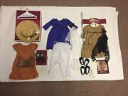 Lot Of American Girl Josefina Outfits And Accessories