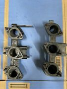 Porsche 911 Weber/zenith Carb Carburetor Intake Manifold Pair Left And Right
