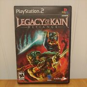 Legacy Of Kain Defiance Sony Playstation 2 2003 - Complete